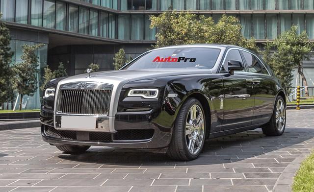Thêm Rolls-Royce Ghost Series II về tay đại gia bí ẩn Thanh Hoá? - Ảnh 4.
