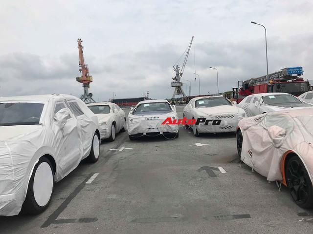 Lamborghini, Bentley lưu cảng vì không có tiền đóng thuế? - Ảnh 3.