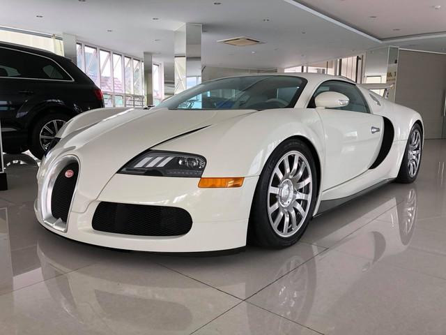 Nóng: Bugatti Veyron đổi màu trắng chính thức lộ diện, sắp về tay ông chủ cafe Trung Nguyên? - Ảnh 4.