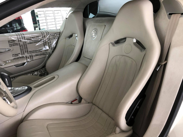 Nóng: Bugatti Veyron đổi màu trắng chính thức lộ diện, sắp về tay ông chủ cafe Trung Nguyên? - Ảnh 9.