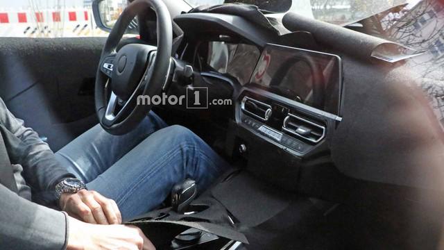 BMW 3-Series thế hệ mới lộ ảnh chạy thử, ngày ra mắt: Ngày càng giống 5-Series - Ảnh 5.