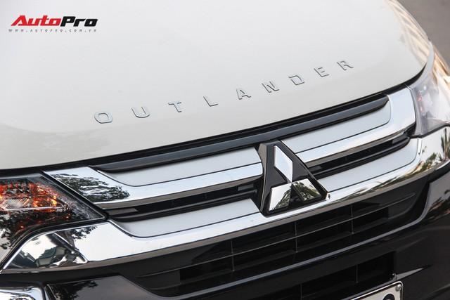 Đánh giá Mitsubishi Outlander: Xe lắp ráp mang chất lượng xe nhập khẩu - Ảnh 6.
