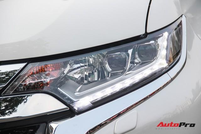 Đánh giá Mitsubishi Outlander: Xe lắp ráp mang chất lượng xe nhập khẩu - Ảnh 7.