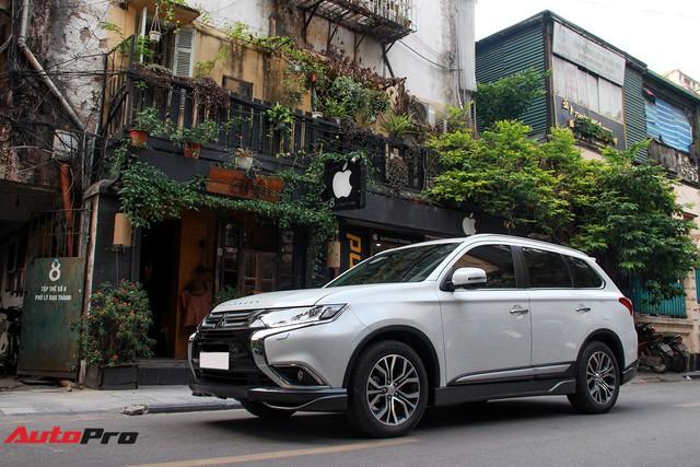 Đánh giá Mitsubishi Outlander: Xe lắp ráp mang chất lượng xe nhập khẩu - Ảnh 3.