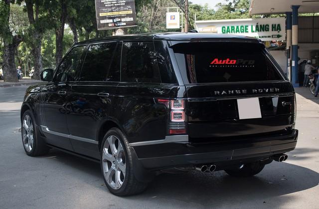 Những mẫu xe SUV hạng sang có tầm giá khoảng 10 tỷ đồng tại Việt Nam - Ảnh 14.