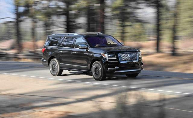 SUV hàng khủng Lincoln Navigator L Black Label có thể sớm cập bến Việt Nam - Ảnh 4.