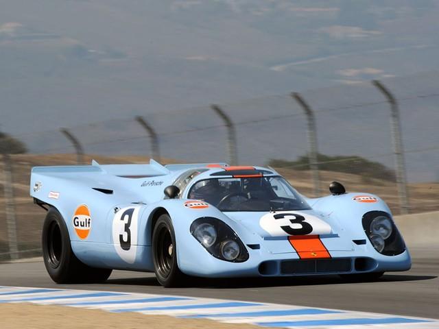 Porsche công bố 7 mẫu xe tốt nhất trong suốt 70 năm qua - Ảnh 1.