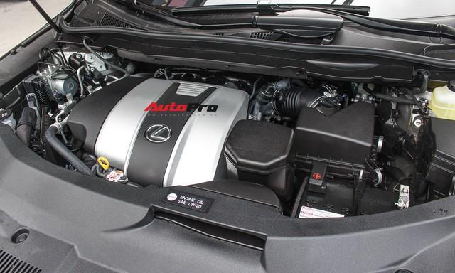 Lexus RX 350L 2018 bản 7 chỗ đầu tiên về Việt Nam, giá gần 4,9 tỷ đồng - Ảnh 7.