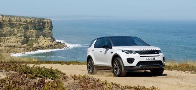 Land Rover ra mắt Discovery Sport phiên bản đặc biệt đánh dấu doanh số kỷ lục mới - Ảnh 1.