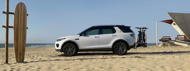 Land Rover ra mắt Discovery Sport phiên bản đặc biệt đánh dấu doanh số kỷ lục mới - Ảnh 2.