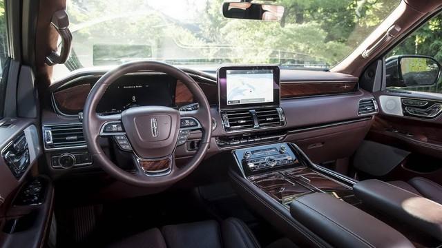 SUV hàng khủng Lincoln Navigator L Black Label có thể sớm cập bến Việt Nam - Ảnh 2.