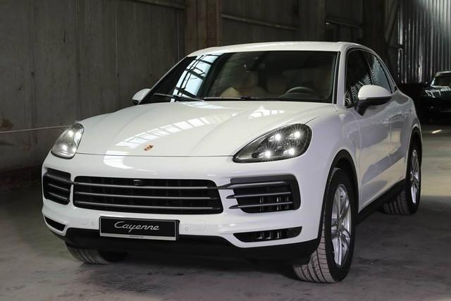 3 tháng đầu năm 2018, Porsche bán được 63.500 xe trên toàn cầu - Ảnh 1.