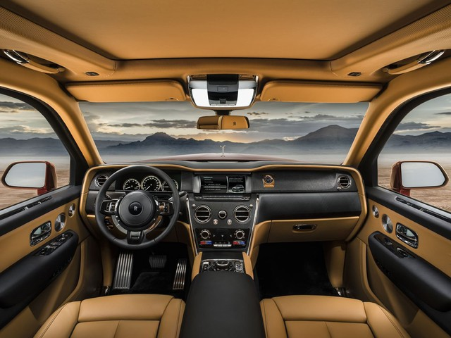 Những điểm có thể bạn chưa biết về Rolls-Royce Cullinan - Ảnh 5.