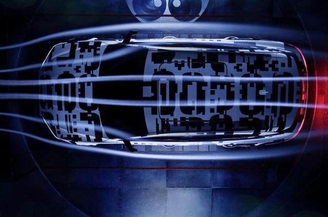 Audi E-Tron - SUV đầu tiên sử dụng gương bên ảo - Ảnh 1.