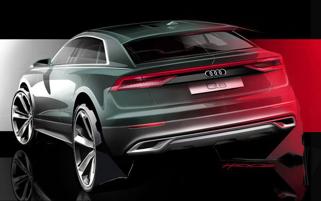 SUV chủ lực Audi Q8 chính thức lộ diện: Phá vỡ giới hạn thiết kế an toàn - Ảnh 2.