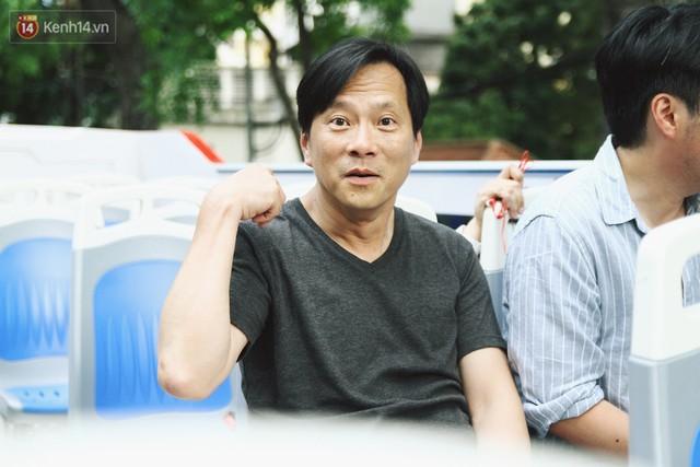 Trải nghiệm xe buýt 2 tầng mui trần ngắm Thủ đô Hà Nội từ trên cao: 300.000 đồng cho một vé liệu có đáng? - Ảnh 17.
