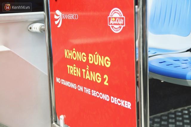 Trải nghiệm xe buýt 2 tầng mui trần ngắm Thủ đô Hà Nội từ trên cao: 300.000 đồng cho một vé liệu có đáng? - Ảnh 4.