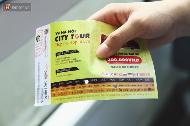 Trải nghiệm xe buýt 2 tầng mui trần ngắm Thủ đô Hà Nội từ trên cao: 300.000 đồng cho một vé liệu có đáng? - Ảnh 9.