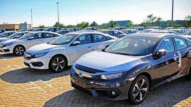 Về nhỏ giọt, nhập khẩu ô tô chưa thể hồi phục