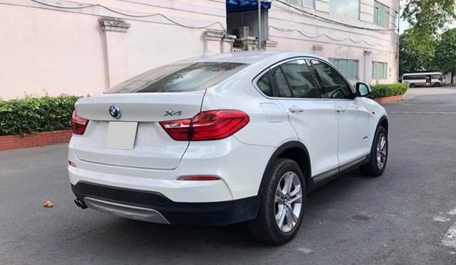 Chủ xe BMW X4 xDrive 28i 2014 chấp nhận lỗ hơn 1,3 tỷ đồng sau hơn 3 năm sử dụng - Ảnh 4.