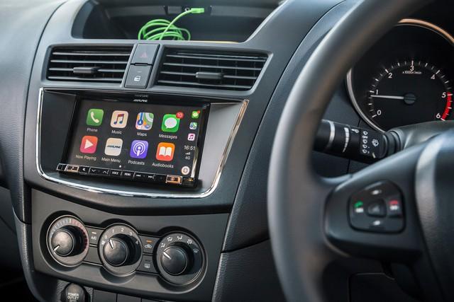 Mazda BT-50 nâng cấp lần 2, thêm Apple CarPlay và Android Auto tiêu chuẩn - Ảnh 2.