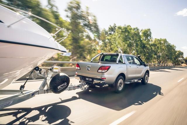 Mazda BT-50 nâng cấp lần 2, thêm Apple CarPlay và Android Auto tiêu chuẩn - Ảnh 5.