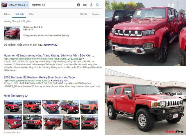 """Đến Google còn không phân biệt nổi đâu là ô tô Trung Quốc nhái, đâu là xe sang """"xịn"""" - Ảnh 5."""
