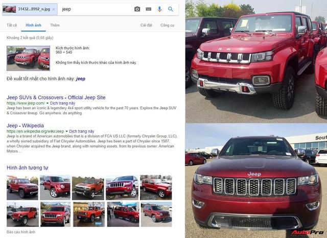 """Đến Google còn không phân biệt nổi đâu là ô tô Trung Quốc nhái, đâu là xe sang """"xịn"""" - Ảnh 4."""