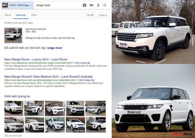 """Đến Google còn không phân biệt nổi đâu là ô tô Trung Quốc nhái, đâu là xe sang """"xịn"""" - Ảnh 3."""