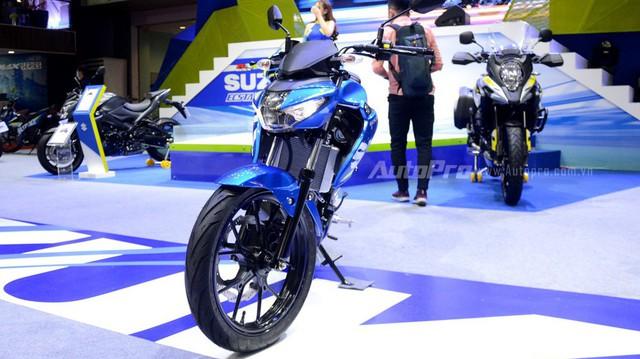 Thay Yamaha, Suzuki liệu có làm mới triển lãm mô tô, xe máy Việt Nam?