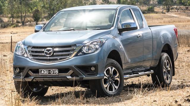 Mazda BT-50 nâng cấp lần 2, thêm Apple CarPlay và Android Auto tiêu chuẩn