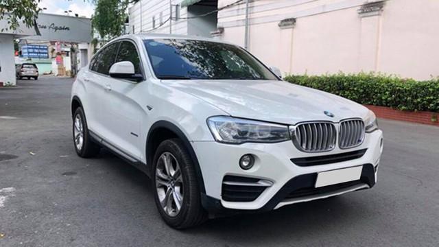 Chủ xe BMW X4 xDrive 28i 2014 chấp nhận lỗ hơn 1,3 tỷ đồng sau hơn 3 năm sử dụng
