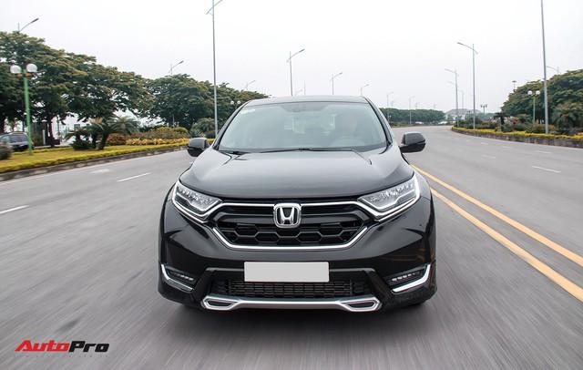Đánh giá Honda CR-V: Vua vận hành nhưng chịu cảnh lính doanh số - Ảnh 6.
