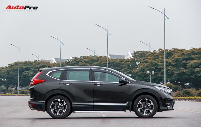 Đánh giá Honda CR-V: Vua vận hành nhưng chịu cảnh lính doanh số - Ảnh 8.