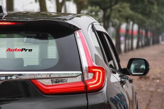 Đánh giá Honda CR-V: Vua vận hành nhưng chịu cảnh lính doanh số - Ảnh 10.