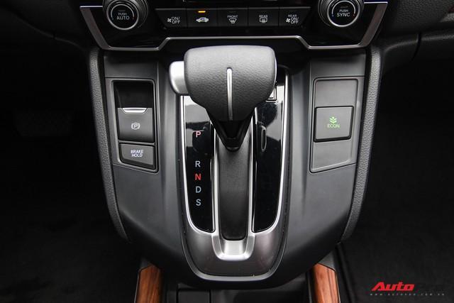 Đánh giá Honda CR-V: Vua vận hành nhưng chịu cảnh lính doanh số - Ảnh 13.
