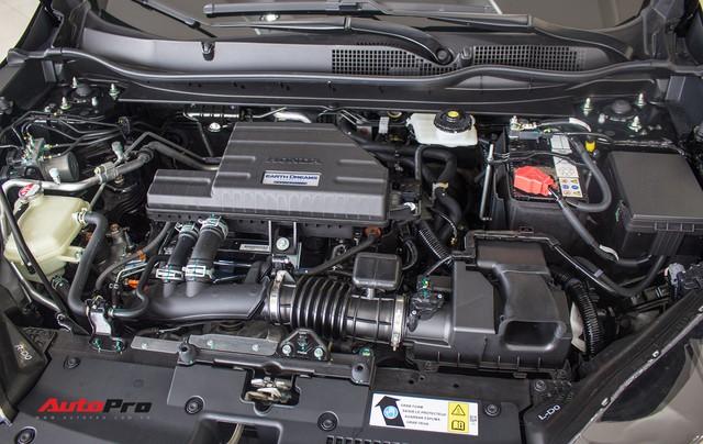 Đánh giá Honda CR-V: Vua vận hành nhưng chịu cảnh lính doanh số - Ảnh 21.