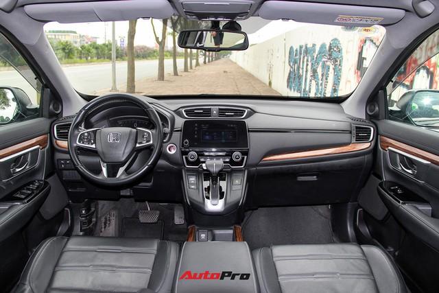 Đánh giá Honda CR-V: Vua vận hành nhưng chịu cảnh lính doanh số - Ảnh 11.