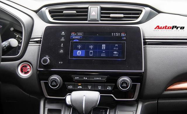 Đánh giá Honda CR-V: Vua vận hành nhưng chịu cảnh lính doanh số - Ảnh 12.
