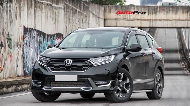 Đánh giá Honda CR-V: Vua vận hành nhưng chịu cảnh lính doanh số