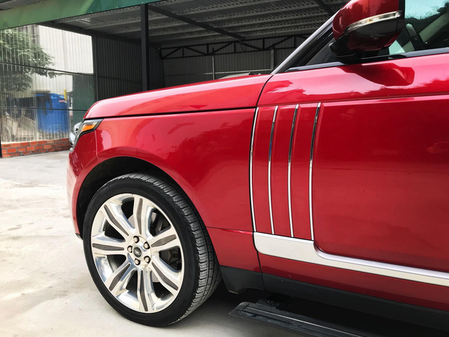 Range Rover HSE Supercharged 2014 biển tứ quý 5 rao bán giá hơn 4,6 tỷ đồng - Ảnh 1.