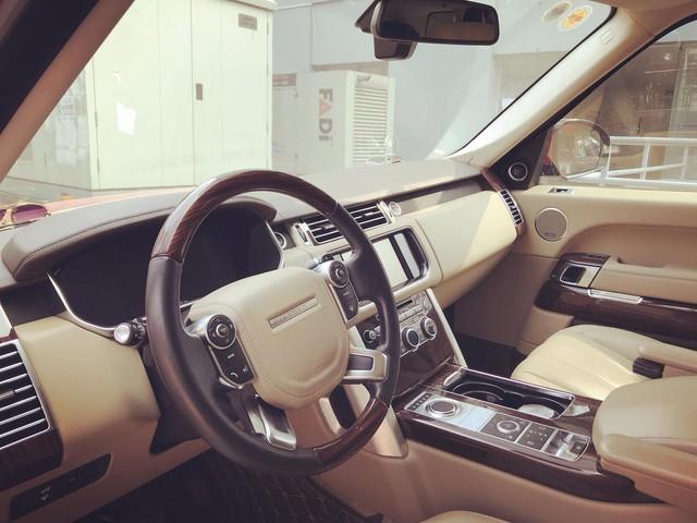 Range Rover HSE Supercharged 2014 biển tứ quý 5 rao bán giá hơn 4,6 tỷ đồng - Ảnh 7.