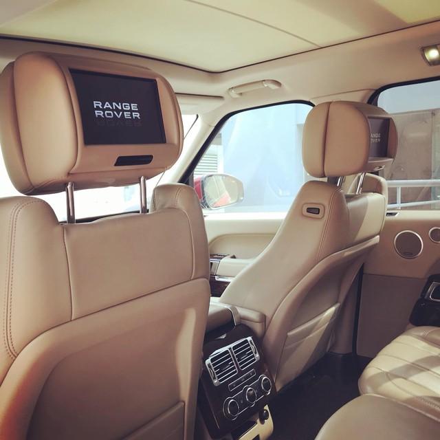 Range Rover HSE Supercharged 2014 biển tứ quý 5 rao bán giá hơn 4,6 tỷ đồng - Ảnh 9.