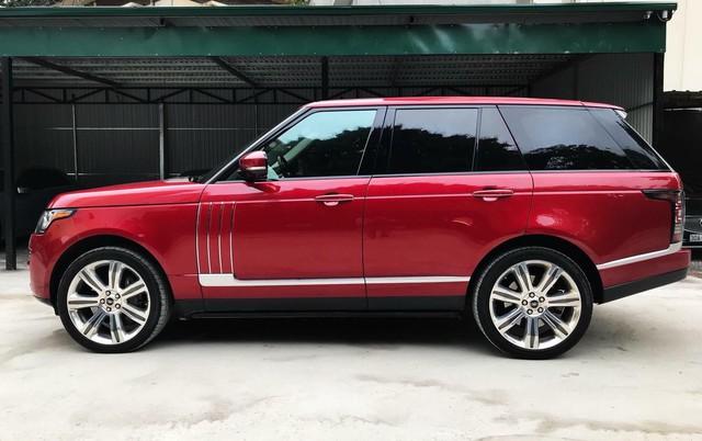 Range Rover HSE Supercharged 2014 biển tứ quý 5 rao bán giá hơn 4,6 tỷ đồng - Ảnh 4.