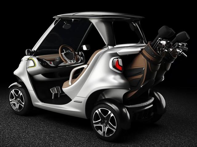 Chiếc xe đánh golf xa xỉ này còn đắt hơn cả Mercedes-Benz E-Class - Ảnh 2.