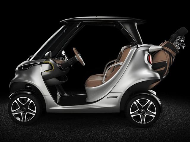 Chiếc xe đánh golf xa xỉ này còn đắt hơn cả Mercedes-Benz E-Class - Ảnh 1.