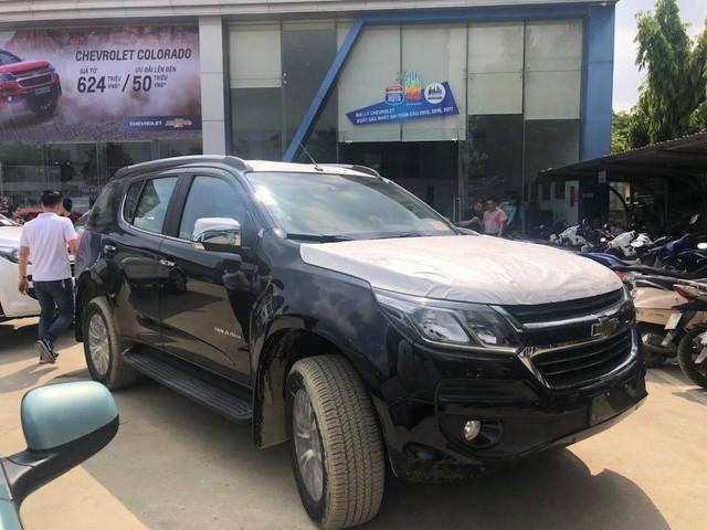 Đối thủ khan hàng, Chevrolet Trailblazer ồ ạt về đại lý toàn quốc, giảm giá 80 triệu đồng - Ảnh 5.