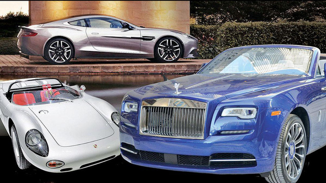 Giới đã giàu nay còn giàu hơn, xe siêu sang yên tâm sản xuất, không sợ ế
