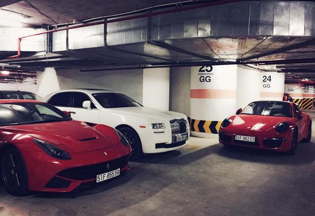 Không chỉ buôn đồng hồ chục tỷ, đại gia Hà Nội này còn sở hữu bộ sưu tập siêu xe khủng - Ảnh 3.