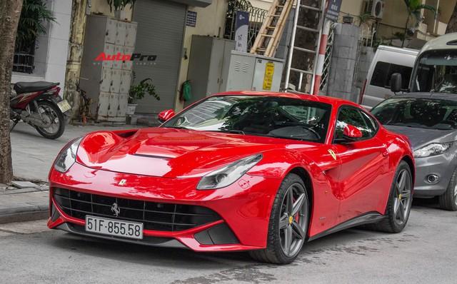 Không chỉ buôn đồng hồ chục tỷ, đại gia Hà Nội này còn sở hữu bộ sưu tập siêu xe khủng - Ảnh 6.